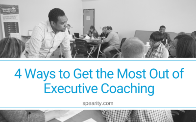 4 Ways to Get the Most Out of Executive Coaching