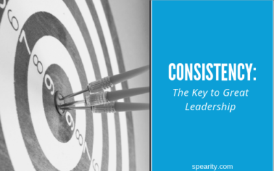 Consistency: The Key to Great Leadership