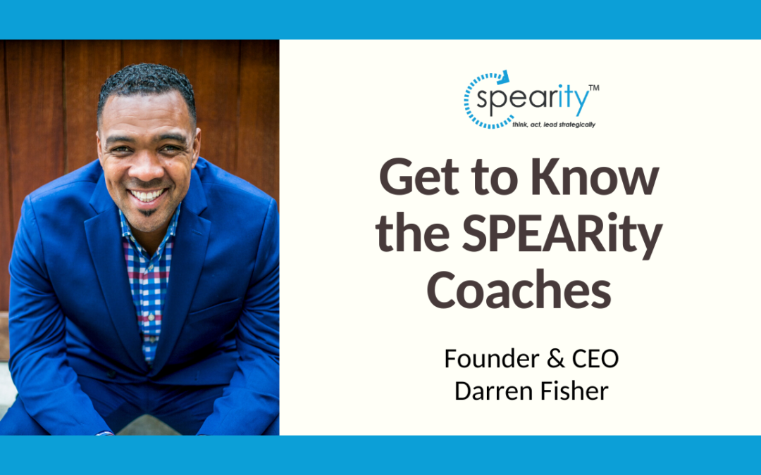 Get to Know Darren Fisher, SPEARity CEO