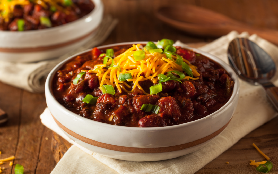 A Lesson in Confidence & Leadership from a Pot of Chili