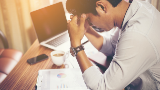 Why You're Feeling Overwhelmed at Work and How to Overcome It